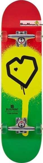 Blueprint Spray Heart V2 Deskorolka Kompletna