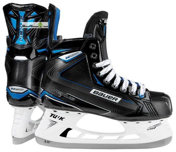Łyżwy hokejowe Bauer Nexus S18 N2900 SR